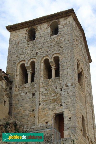 Avinyonet del Penedès - Sant Sebastià dels Gorgs, el campanar