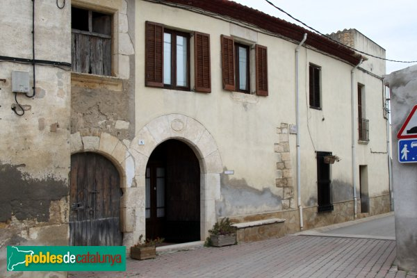 Avinyonet del Penedès - Casa Pinyol (Sant Sebastià dels Gorgs)
