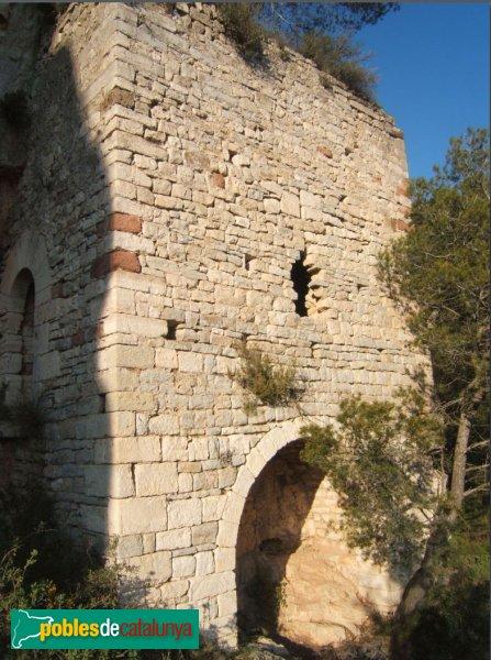Pontons - Capella de Sant Salvador