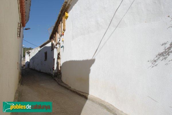 Avinyonet del Penedès - Un carrer de l'Arboçar de Dalt
