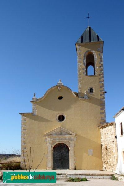 Avinyonet del Penedès - Església de Sant Pere d'Avinyó