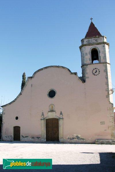 Olèrdola - Sant Pere Molanta
