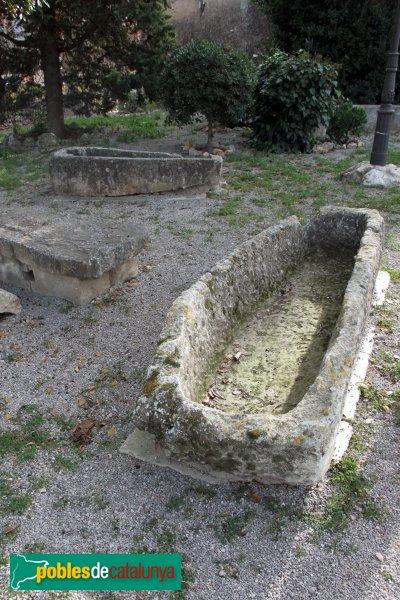 Olèrdola - Necròpolis de Sant Pere Molanta