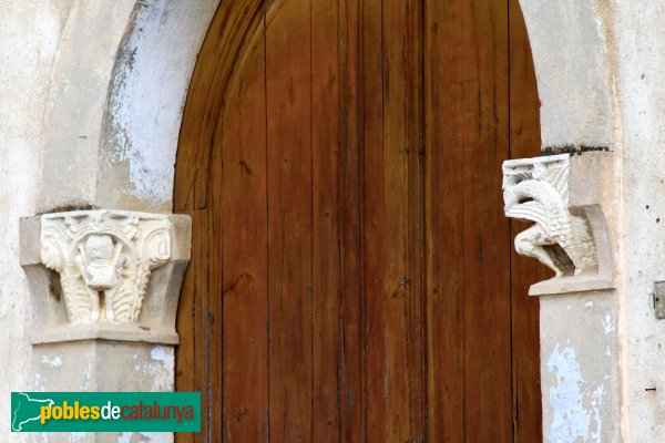Olèrdola - Capitells de Can Cerdà