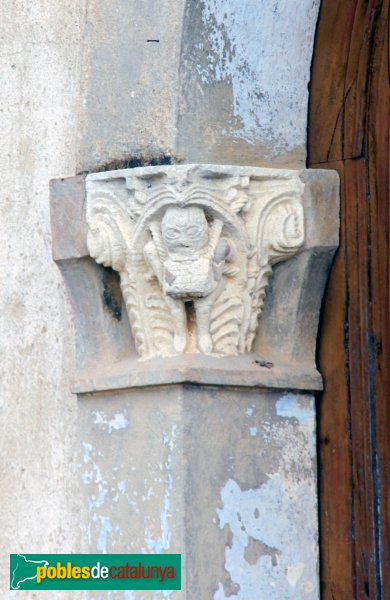 Olèrdola - Capitell de Can Cerdà