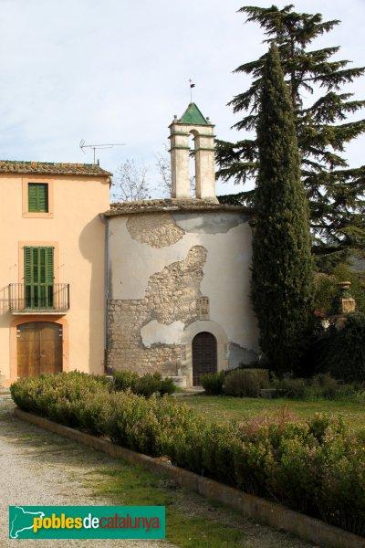 Olèrdola - Església del Sant Sepulcre