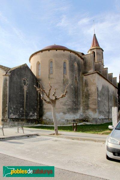 Olèrdola - Església nova de Sant Miquel