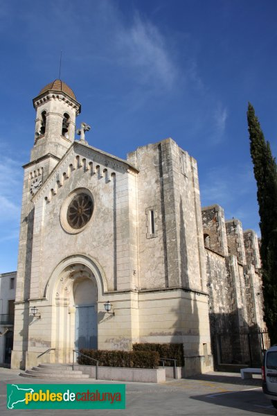Olèrdola - Sant Jaume de Moja