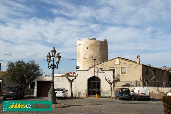 Olèrdola - Torre de Moja