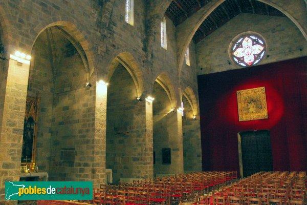 Peralada - Església del Carme