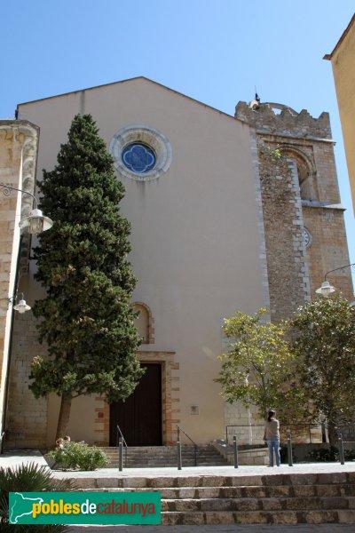 Peralada - Església de Sant Martí