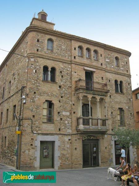 Peralada - Casa Banc Popular
