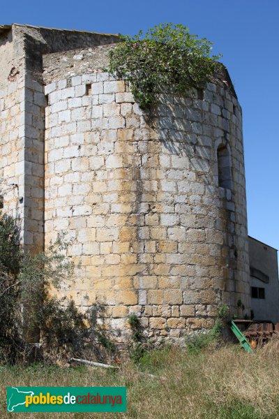 Peralada - Capella del Sant Sepulcre