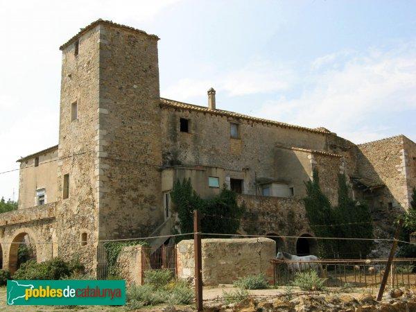 Peralada - Vilanova de la Muga, mas de les Torres