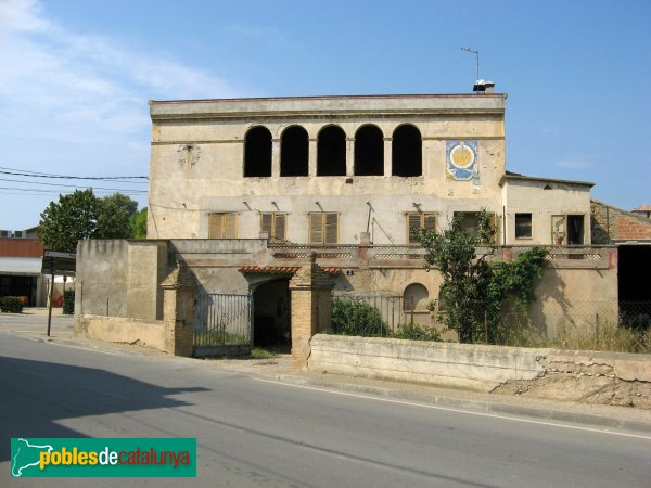 Peralada - Vilanova de la Muga, nucli antic