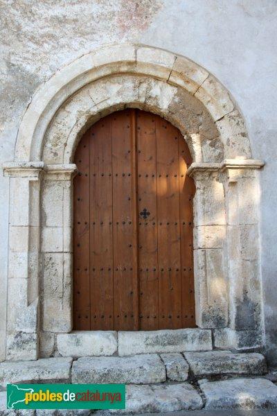 Les Cabanyes - Església vella de Sant Valentí