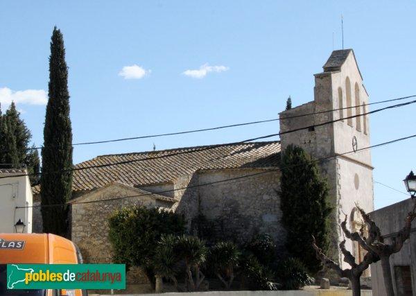 Santa Fe del Penedès - Església de Santa Maria
