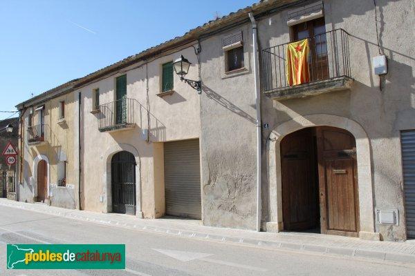 Santa Fe del Penedès - Carrer Feliciana Planas