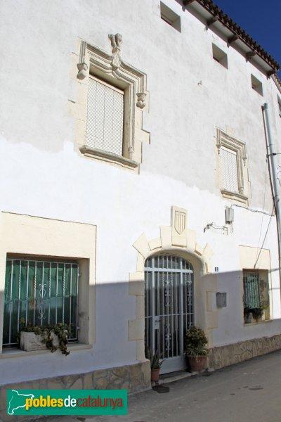 Santa Fe del Penedès - Cal Montserrat