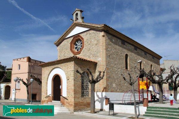 Puigdàlber - Església parroquial de Sant Andreu