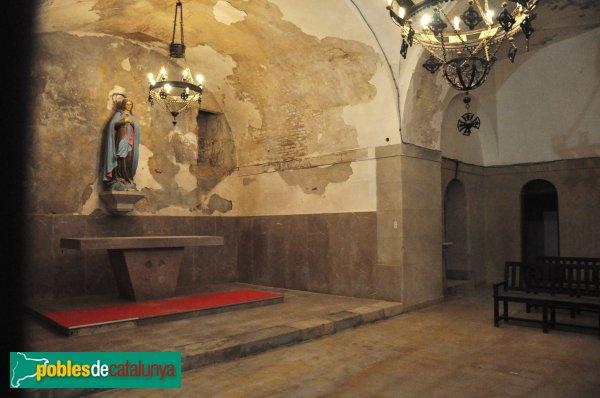 Figueres - Castell de Sant Ferran, capella