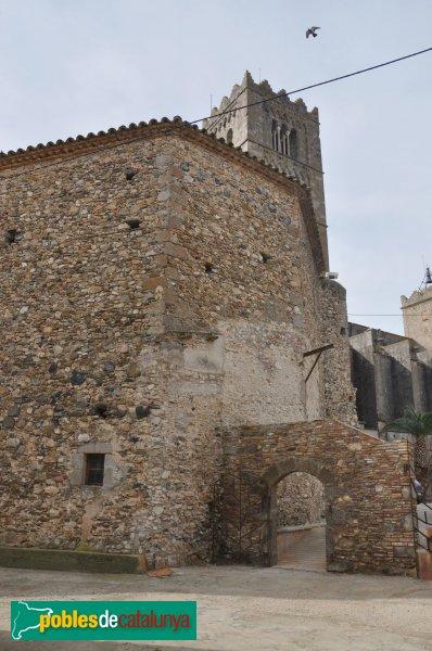 Castelló d´Empúries - Església de Santa Maria