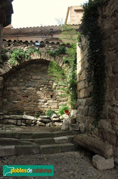 Castelló d'Empúries - Muralles