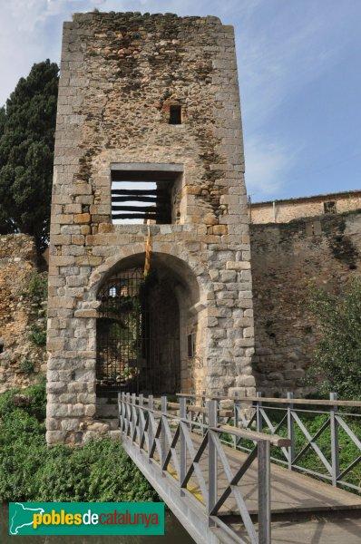 Castelló d´Empúries - Portal de la Gallarda
