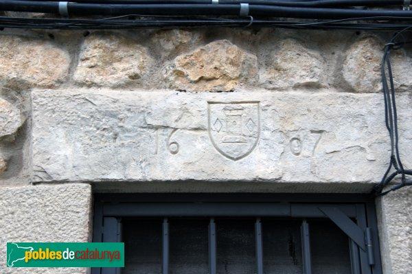 Ventalló - Llinda 1607