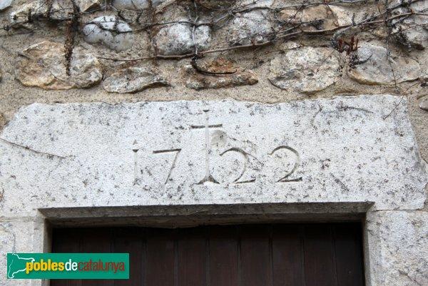 Ventalló - Llinda 1722