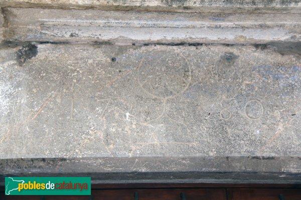 Ventalló - Llinda 1780