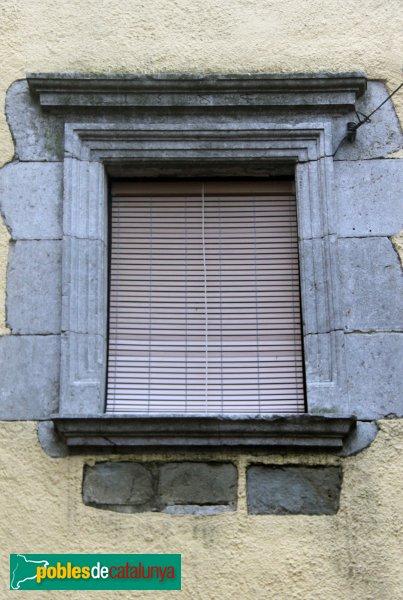 Ventalló - Finestral renaixentista