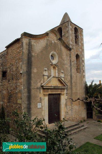 Ventalló - Església de Sant Vicenç (Valveralla)