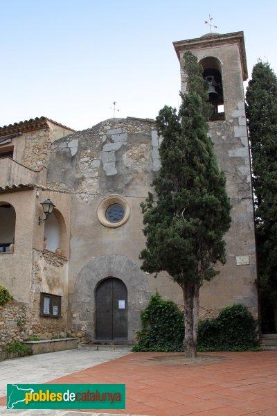 Ventalló - Església de Sant Sadurní de Montiró