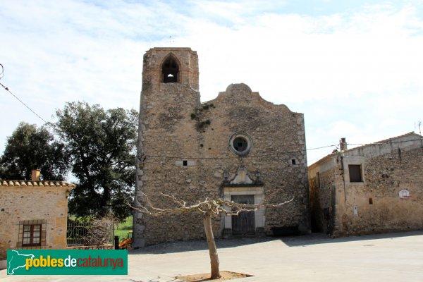 Ventalló - Església de Sant Andreu de Vila-robau