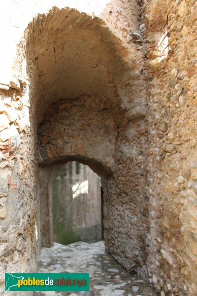 Ventalló - Portal de Vila-robau