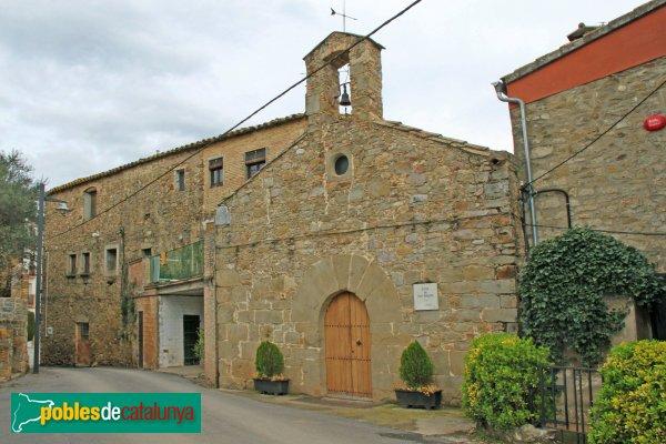 Camallera - Capella de Sant Sebastià