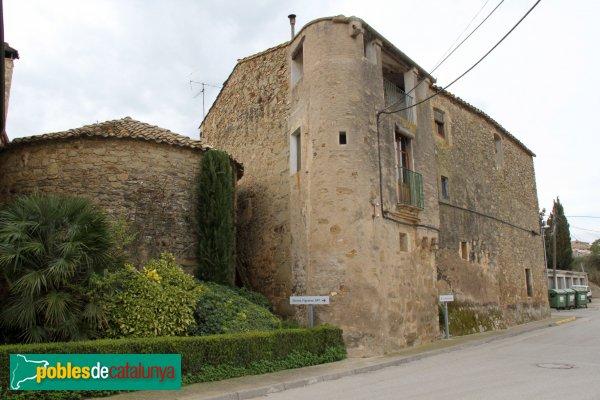 Camallera - Cases del barri de Sant Sebastià