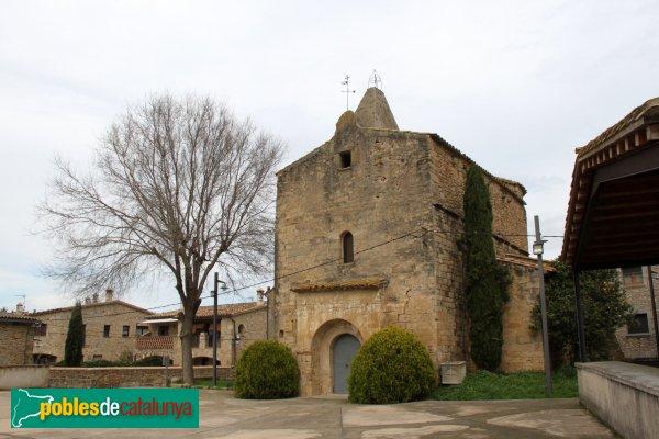 Llampaies - Església de Sant Martí