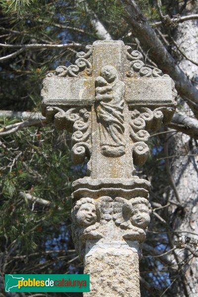 Pla del Penedès - Creu de l´Aguilera