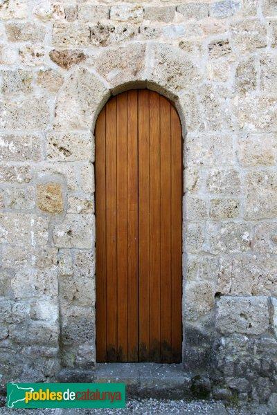 Torrelavit - Sant Marçal de Terrassola, porta lateral