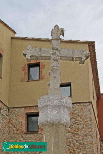 Sant Mori - Creu de terme
