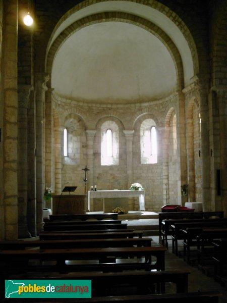 Sant Miquel de Fluvià - Monestir