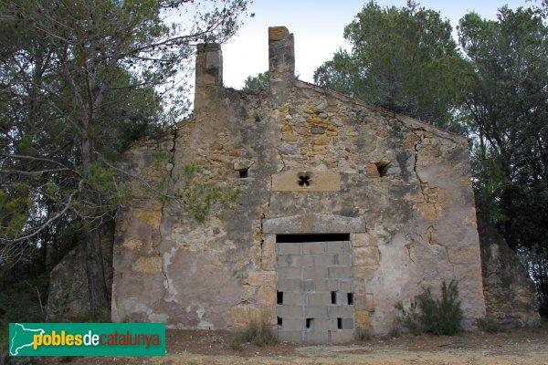 Sant Miquel de Fluvià - Capella de Sant Sebastià