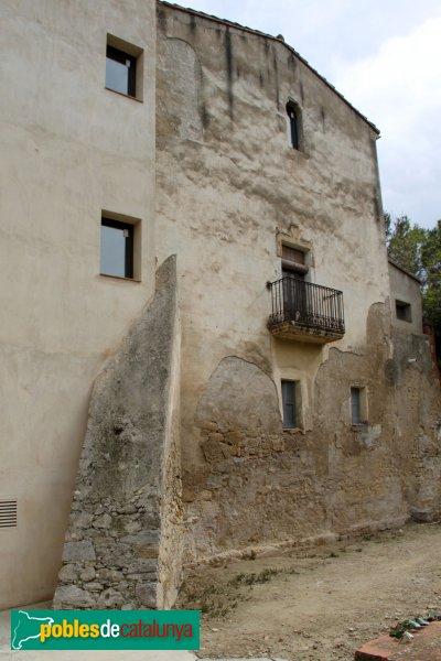 Sant Miquel de Fluvià - Antiga Rectoria