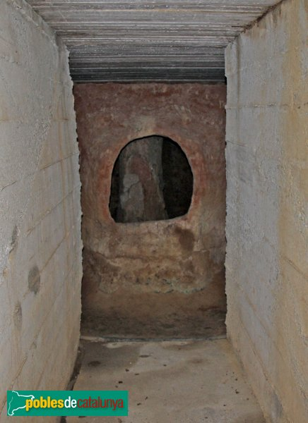 Sant Miquel de Fluvià - Forn romà del Clos Miquel