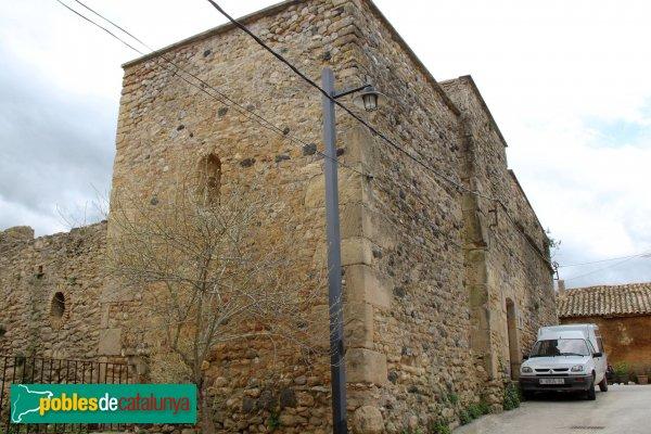 Palau de Santa Eulàlia - Església de Sant Esteve