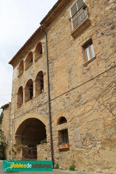 Palau de Santa Eulàlia - Can Masover