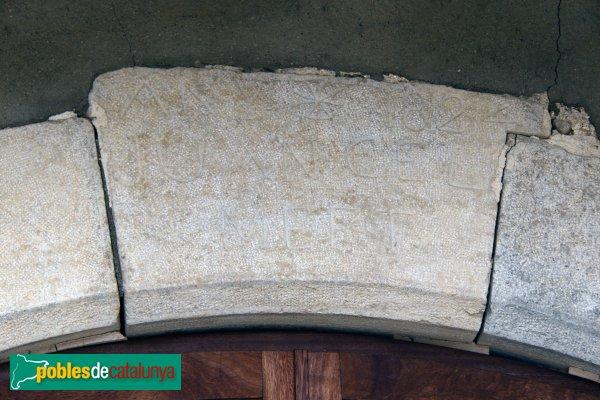 Palau de Santa Eulàlia - Nucli antic de Palau