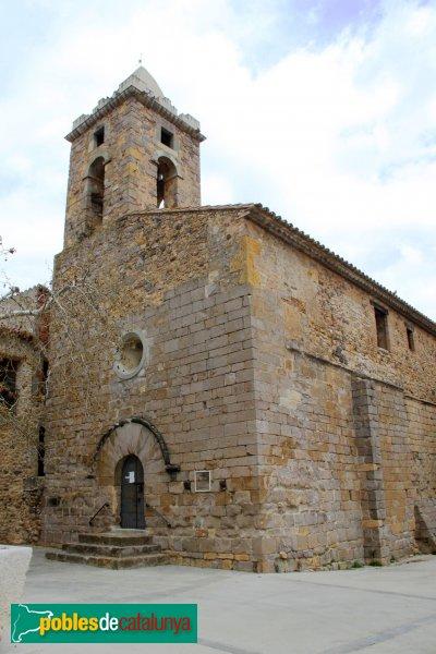 Palau de Santa Eulàlia - Església de Santa Eulàlia